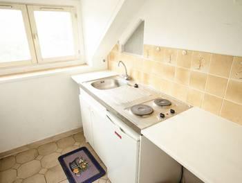 Appartement 2 pièces 27,5 m2
