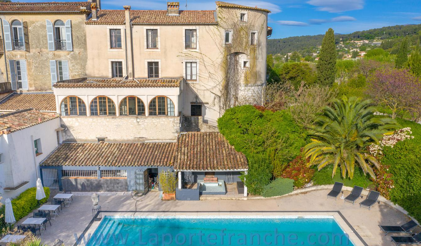 House with pool La Colle-sur-Loup