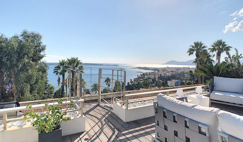Villa avec jardin et terrasse Cannes