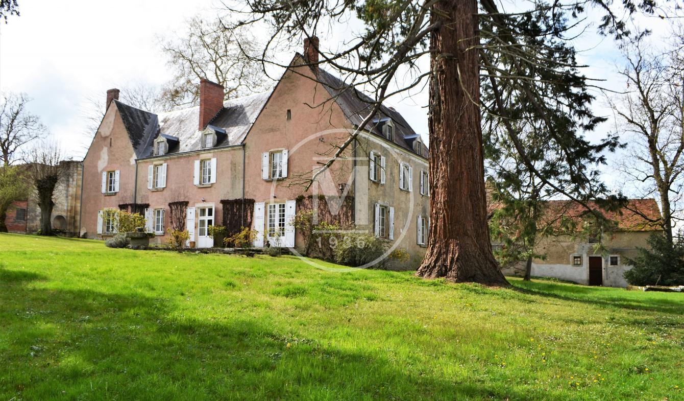 Maison Argenton-sur-Creuse