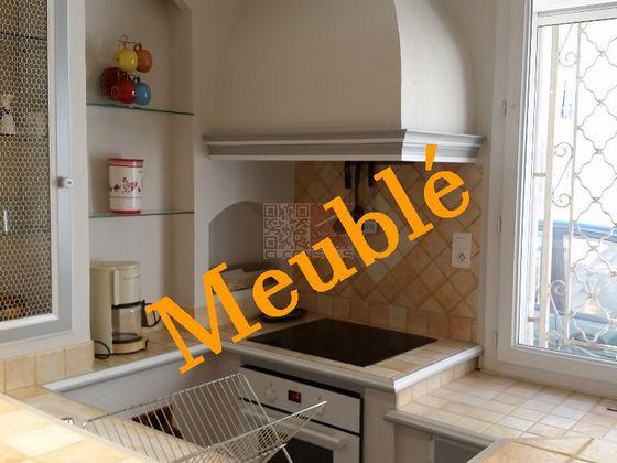 location Appartement meublé 2 pièces 35 m2 Beziers