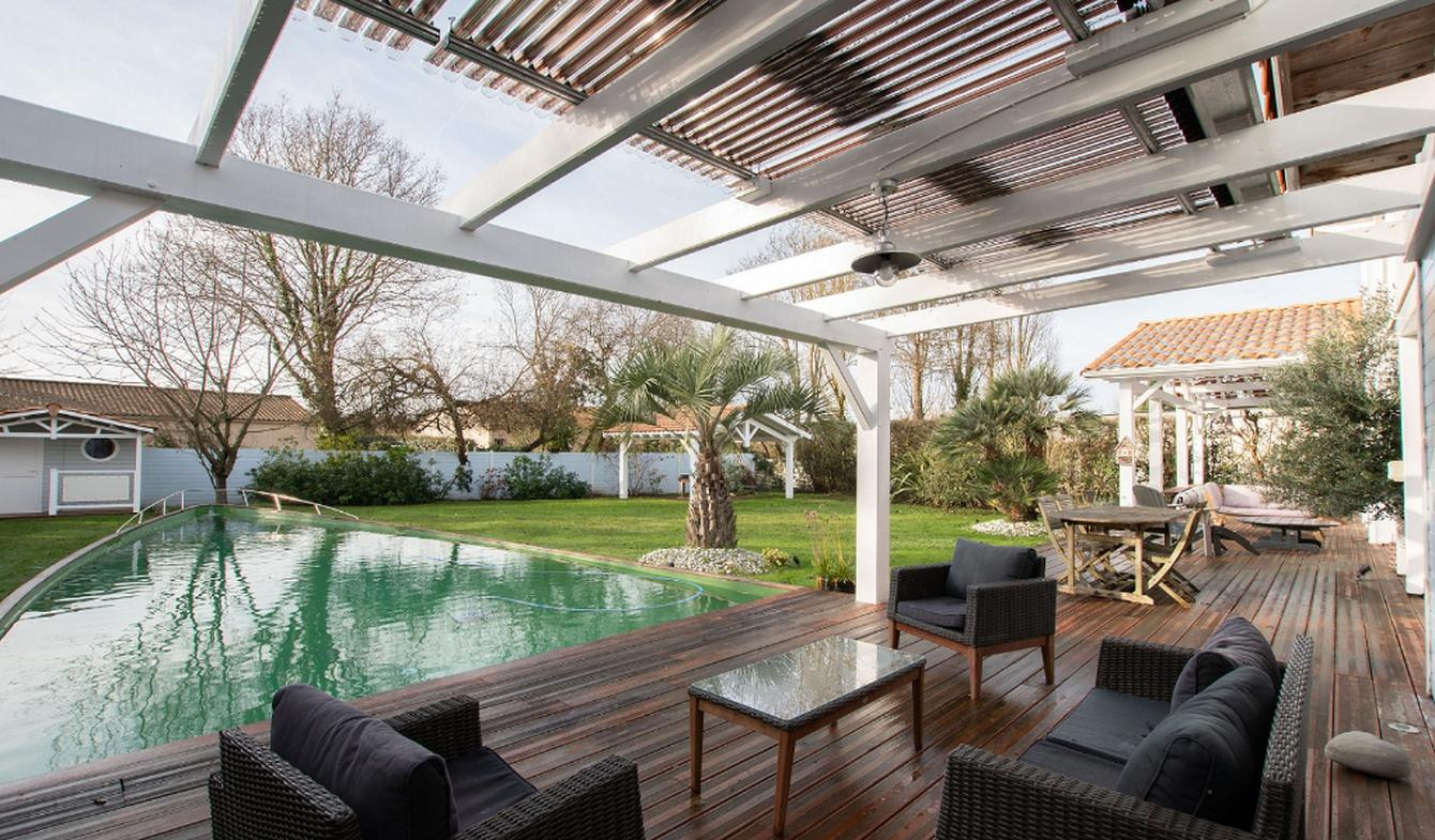 House with pool Olonne-sur-Mer