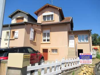 Maison 4 pièces 83,18 m2