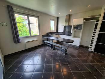 Appartement 2 pièces 34,76 m2