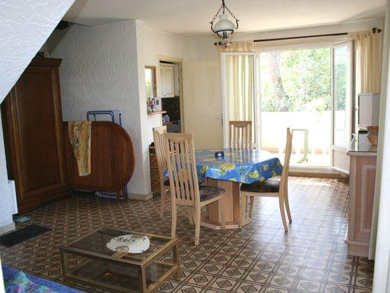 Vente duplex 4 pièces 75,19 m2