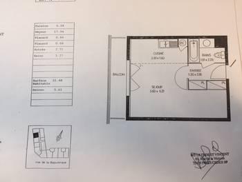Studio 31,48 m2