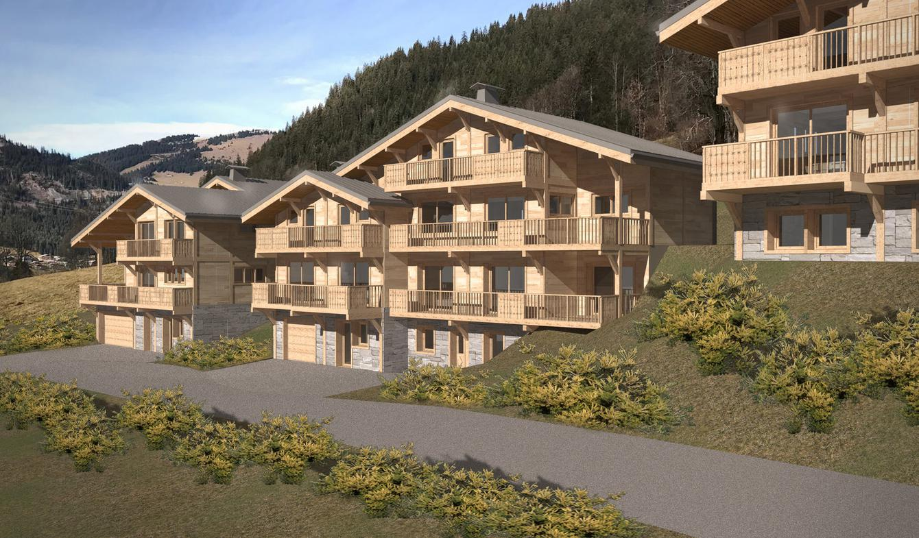 Appartement Chatel