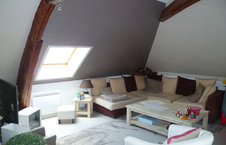 Location  appartement 3 pièces 43.48 m² à Silly-le-Long (60330), 760 €