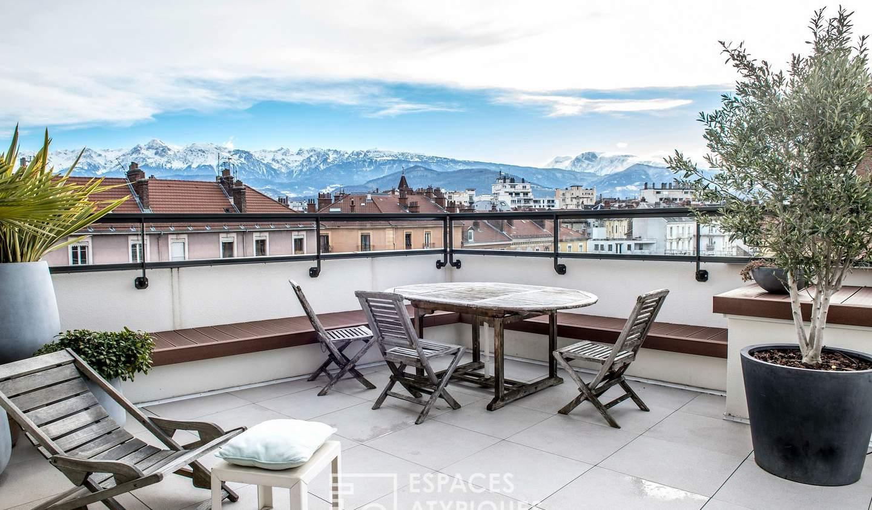 Appartement avec terrasse Grenoble