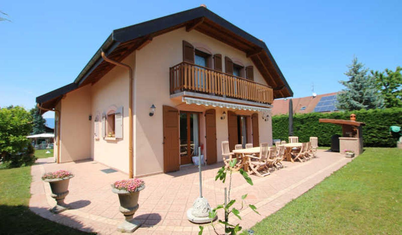 Villa avec piscine et terrasse Chens-sur-Léman