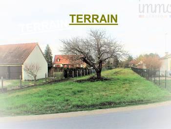 Terrain 1269 m2
