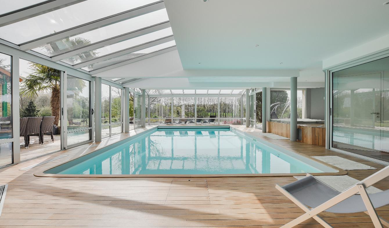 Maison avec piscine Combrand
