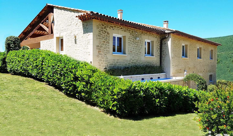 Maison avec piscine et terrasse L hospitalet