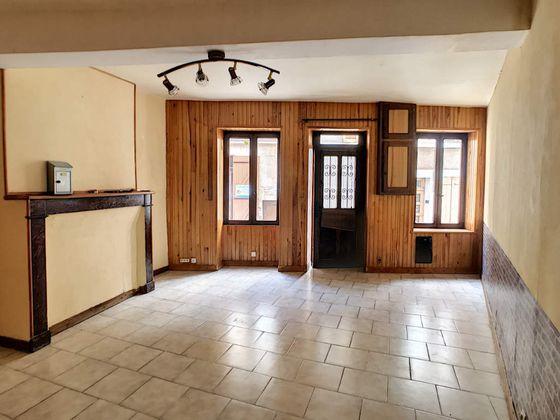 Vente maison 3 pièces 83,26 m2