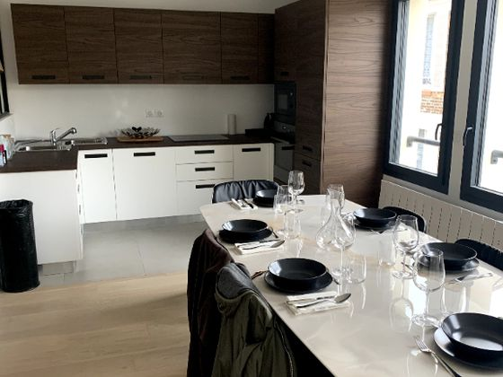 Vente appartement 5 pièces 127,55 m2