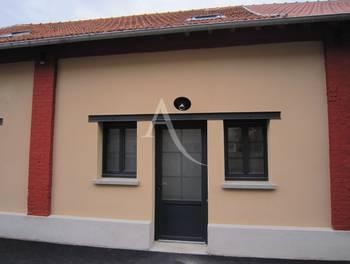 Maison 3 pièces 74,82 m2