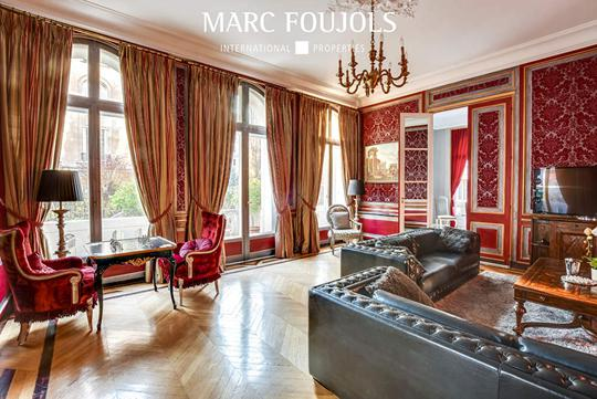 Appartement De Luxe Avec Piscine Paris A Vendre