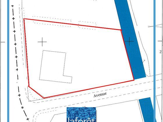 Vente terrain 3709 m2