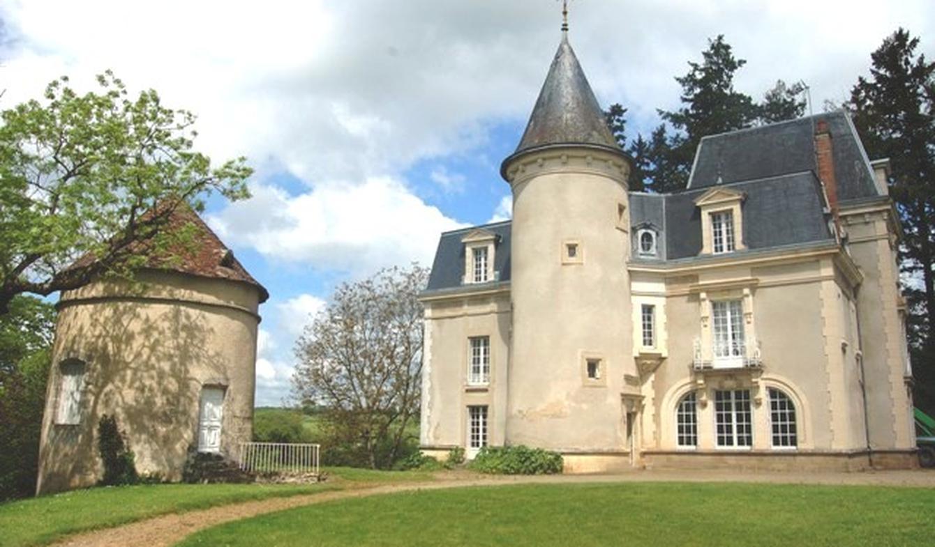 Castle Gueret