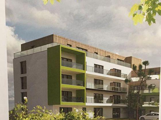 Vente appartement 2 pièces 42,97 m2