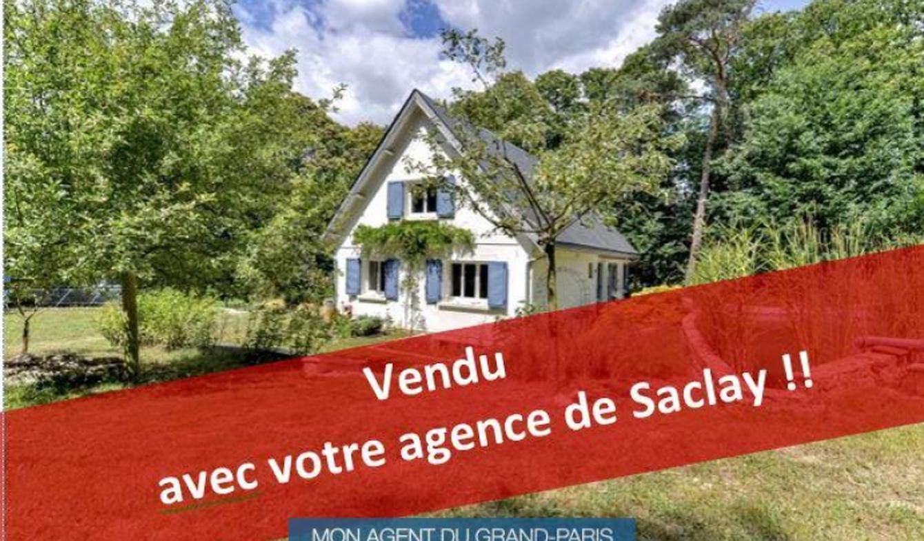 Maison avec piscine et terrasse Bures-sur-Yvette