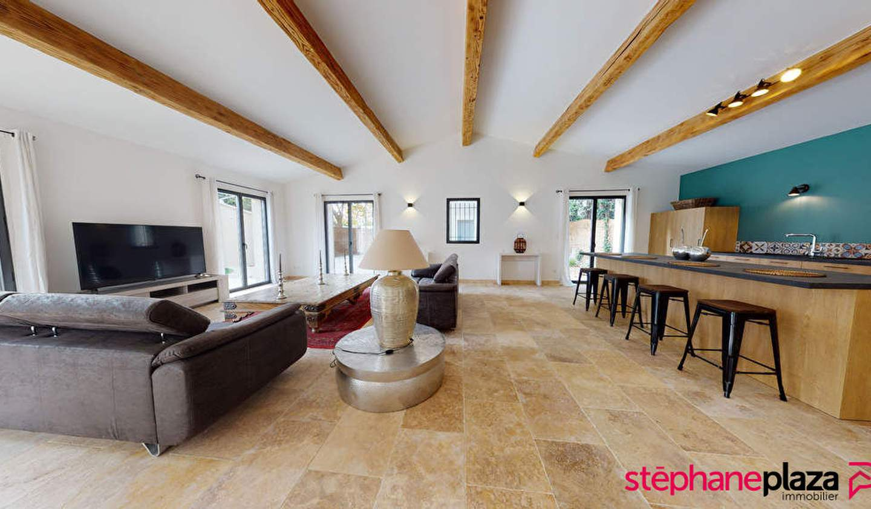 Maison avec piscine et terrasse Maussane-les-Alpilles