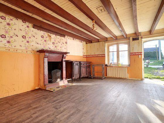 Vente maison 7 pièces 106 m2