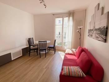 Appartement 2 pièces 43,45 m2