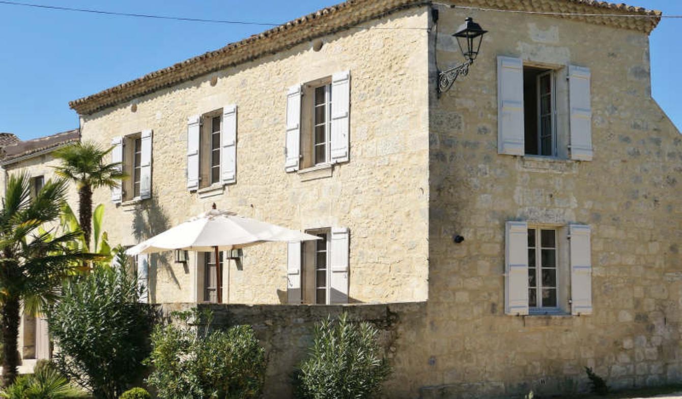 Maison avec terrasse Saint-Mézard