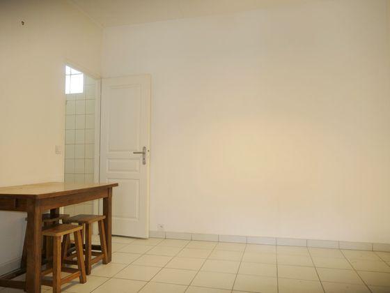 Vente studio 21,66 m2