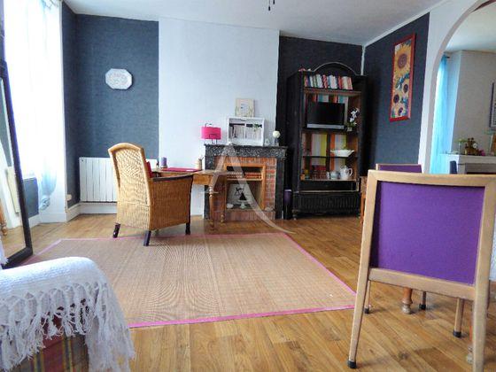 Location appartement 3 pièces 53,77 m2