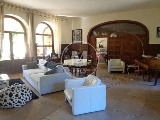 Vente manoir 18 pièces 600 m2