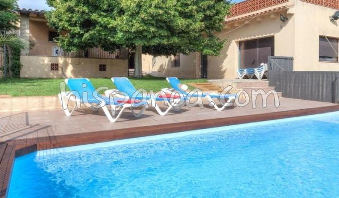 Villa with pool and terrace Calonge