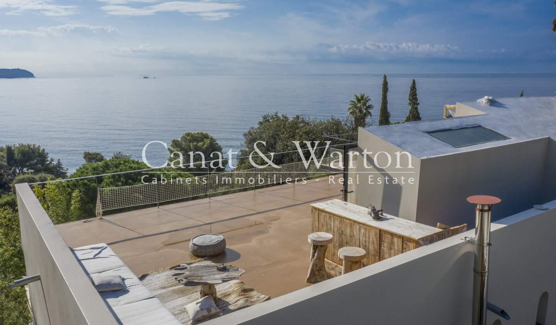 Villa avec terrasse Carqueiranne