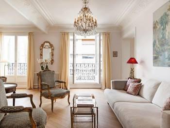 Appartement meublé 5 pièces 117 m2