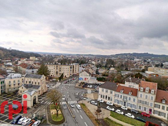 Vente studio 39,57 m2