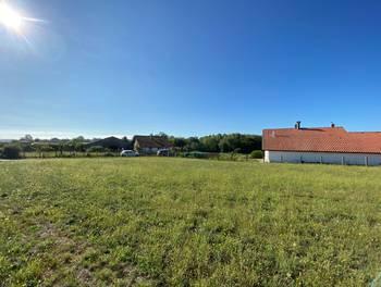 Terrain 1545 m2