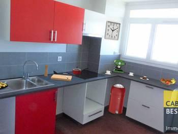Appartement 4 pièces 76,84 m2