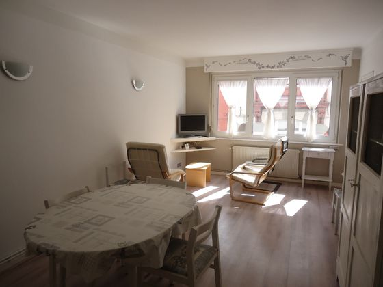 Location appartement meublé 2 pièces 51,95 m2