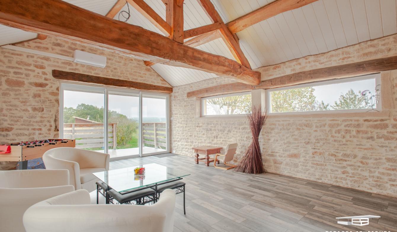 Maison avec terrasse Saint-Martin-Belle-Roche