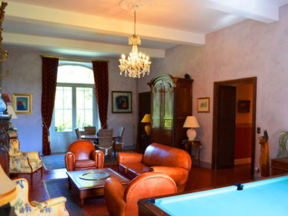 Vente château 13 pièces 400 m2