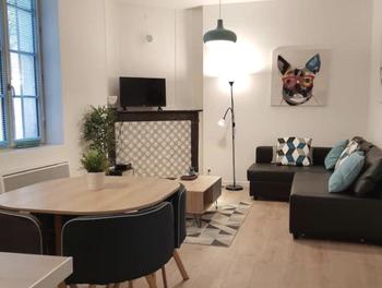 Appartement meublé 2 pièces 38,37 m2