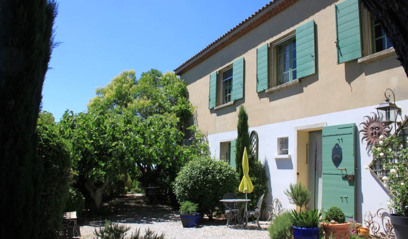 Maison avec piscine et terrasse Aurons