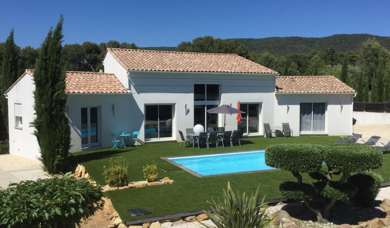 Villa avec piscine Le Beausset