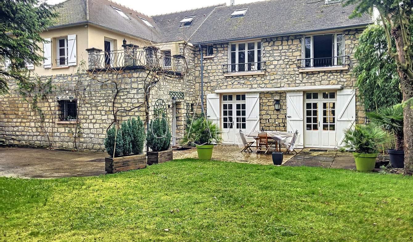 Maison avec terrasse Cergy