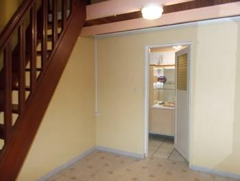 Appartement 3 pièces 38,54 m2