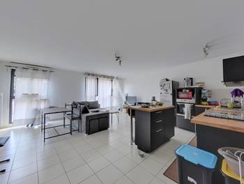 Appartement 3 pièces 81,53 m2