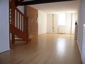Appartement 3 pièces 65,52 m2