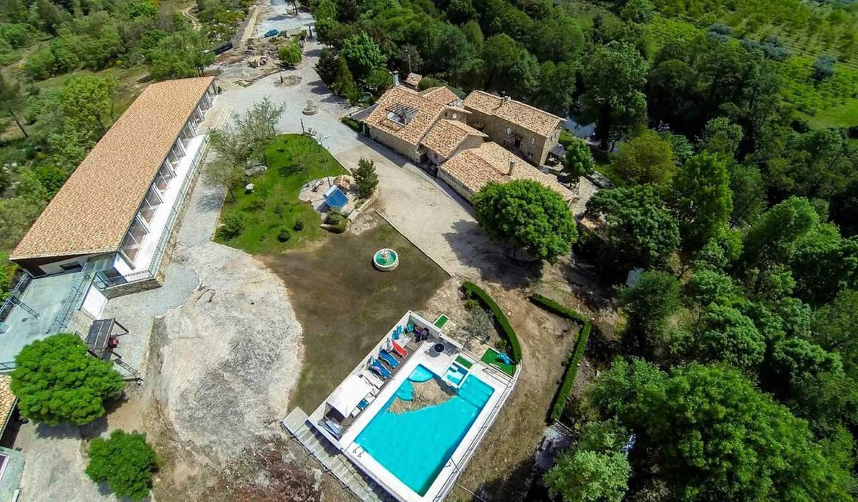 Property with pool Aldeia Viçosa