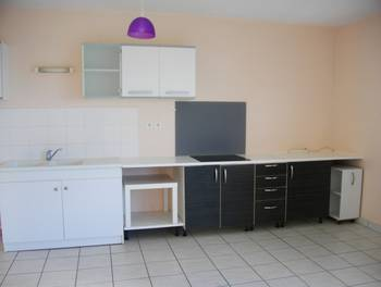 Appartement 2 pièces 49,21 m2